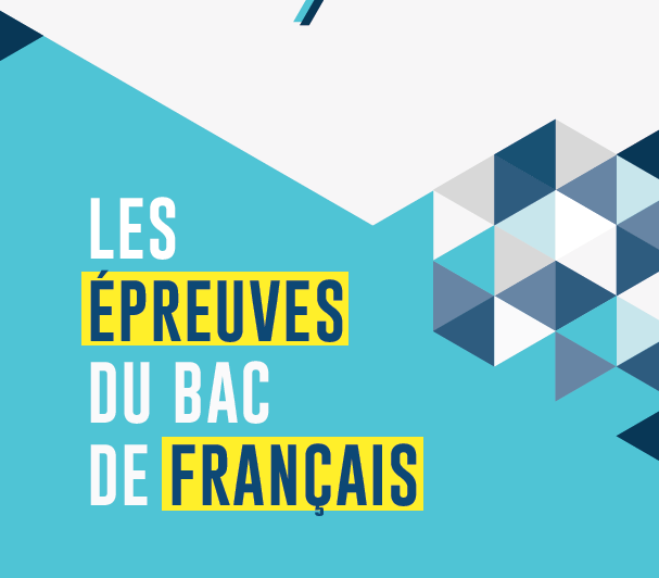 Les cahiers de Prépasup – Les épreuves du bac de français
