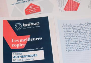 ENA : Les meilleures copies d'IPESUP