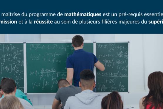 Nouveau bac: le fossé se creuse en mathématiques pour les élèves de Première