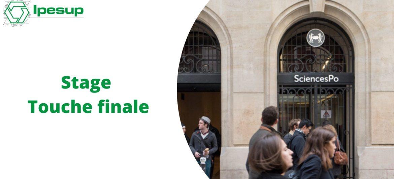 Révisez Sciences Po Paris : stage «Touche Finale»