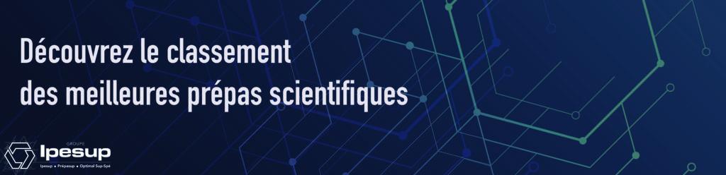 Classements des meilleures prépas scientifiques