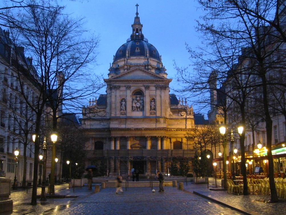 Image représentant La Sorbonne à Paris