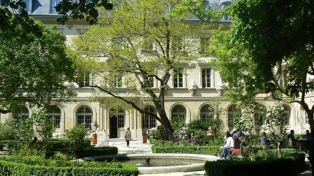 L'École normale supérieure de la rue d'Ulm